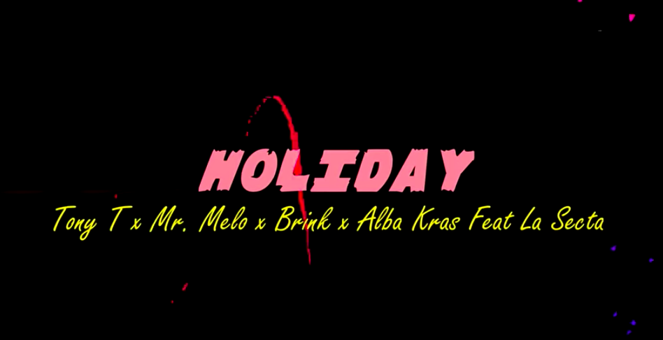 "El single ""Holiday"" está conquistando rápidamente el mercado internacional"