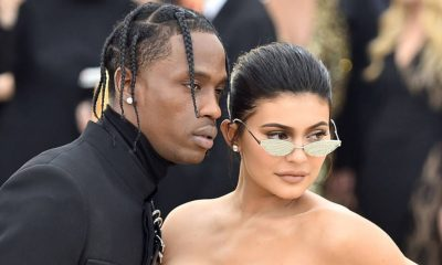 Jenner y Travis Scott